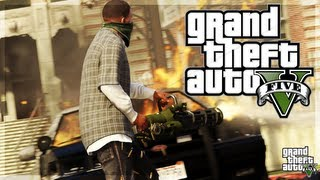 GTA 5 Cheats: INVINCIBILITY Cheat Code! (God Mode