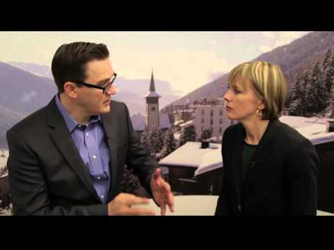 WEF Davos 2014 Hub Culture Interview with Greg McKeown