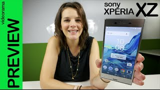 Video Sony Xperia XZ AHmVDa6rC3w