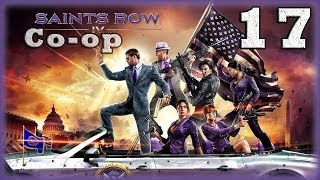 [Coop] Saints Row IV. Серия 17 - Гигантские роботы против всех. [16+]
