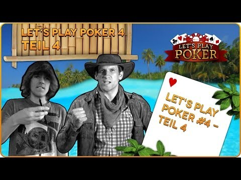 Let's Play Poker #4 - Bahamas Edition - TEIL 4/6 // 11.01.2014 MyVideo Charity-Poker Event