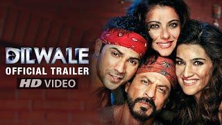 Dilwale Movie Trailer Kajol Shah Rukh Khan