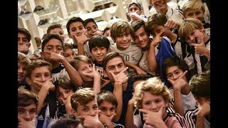 Juventus Invaders | Welcome to Miami!