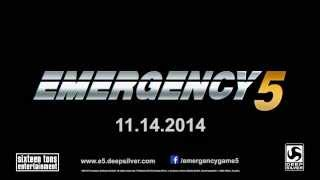 Emergency 5 - Cinematic Trailer