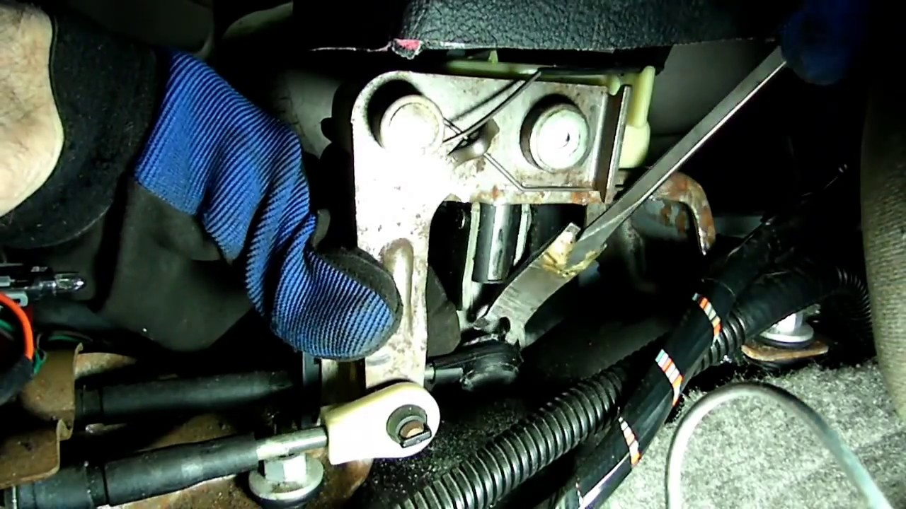 Trailblazer Shifter Cable Bushing | Autos Post