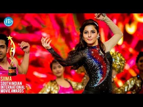 Isha Talwar Cute Dance Performance || Tamil || SIIMA 2014 Awads