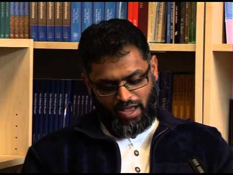 Author Evening with Moazzam Begg, IHRC Bookshop, April 2011