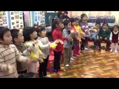 Dự thi giáo viên giỏi tiết Giáo dục Âm nhạc (video 6)