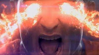Injustice Gods Among Us All Cutscenes / Cinematics Full Movie 2013