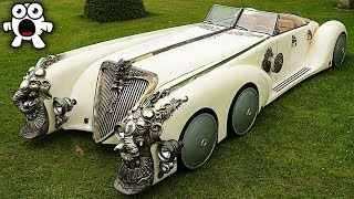 Top 10 Most Expensive Rare Cars Of All Time