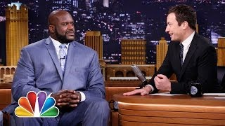 Shaquille O'Neal's Suits Look Enormous on Anyone Else