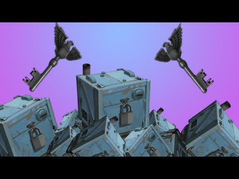 TF2: Robotic Boogaloo Update - 50 Robo-Crates Unboxed
