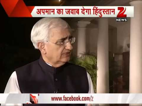 Diplomat's arrest: Exclusive with Salman Khurshid, Sushilkumar Shinde