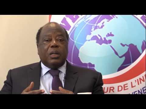 Charles konan Banny sur eventnewstv