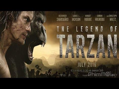 HUYỀN THOẠI NGƯỜI RỪNG/HUYỂN THOẠI TAZAN - TRAILER FULL HD