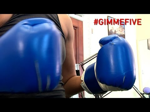 #GimmeFive FLOTUS Style