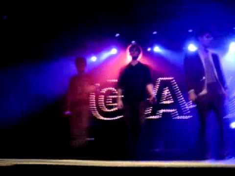 THE WANTED G-A-Y GOLD FOREVER  PART2