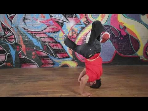 How to B-Boy: Power Moves / Headspin