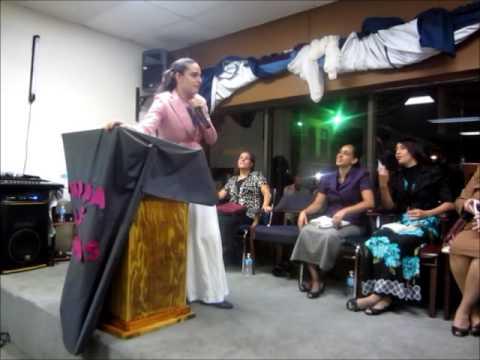 Evangelista Nanichy Rivera - Tema: Echando fuera a Jezabel