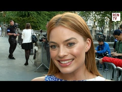 Tarzan Margot Robbie Interview - Jane & Alexander Skarsgard