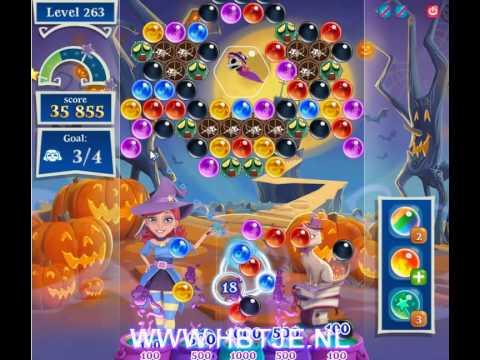 Bubble Witch Saga 2 level 263