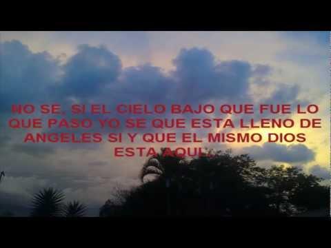 ANGELES DE DIOS- KARAOKE- SIN VOZ