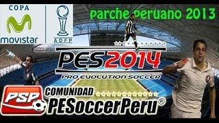 Descargar E Instalar Copa Movistar Para Pes 2014 Pc