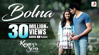 Bolna song, Kapoor and Sons movie, bollywood movies,  sidharth malhotra, alia bhatt, fawad khan
