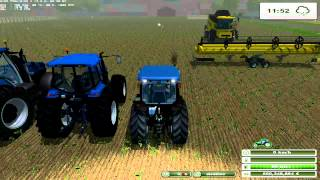 NEW TEST MODS PACK N°33 NEW HOLLAND PACK By Fmarco95