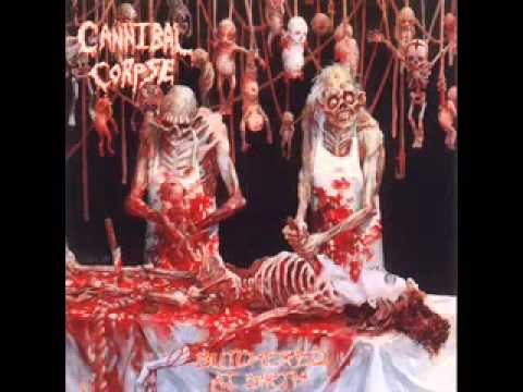 Cannibal Corpse -  Butchered at Birth (Download link in description)
