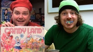 Drunk Candyland Beer And Board Games