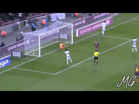 Pedro Rodriguez - All Goals Halfway Through The Season 2013-14 ||HD||