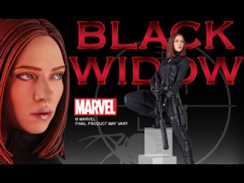 Introducing Scarlett Johansson As Black Widow | Captain America: The Winter Soldier - Marvel India