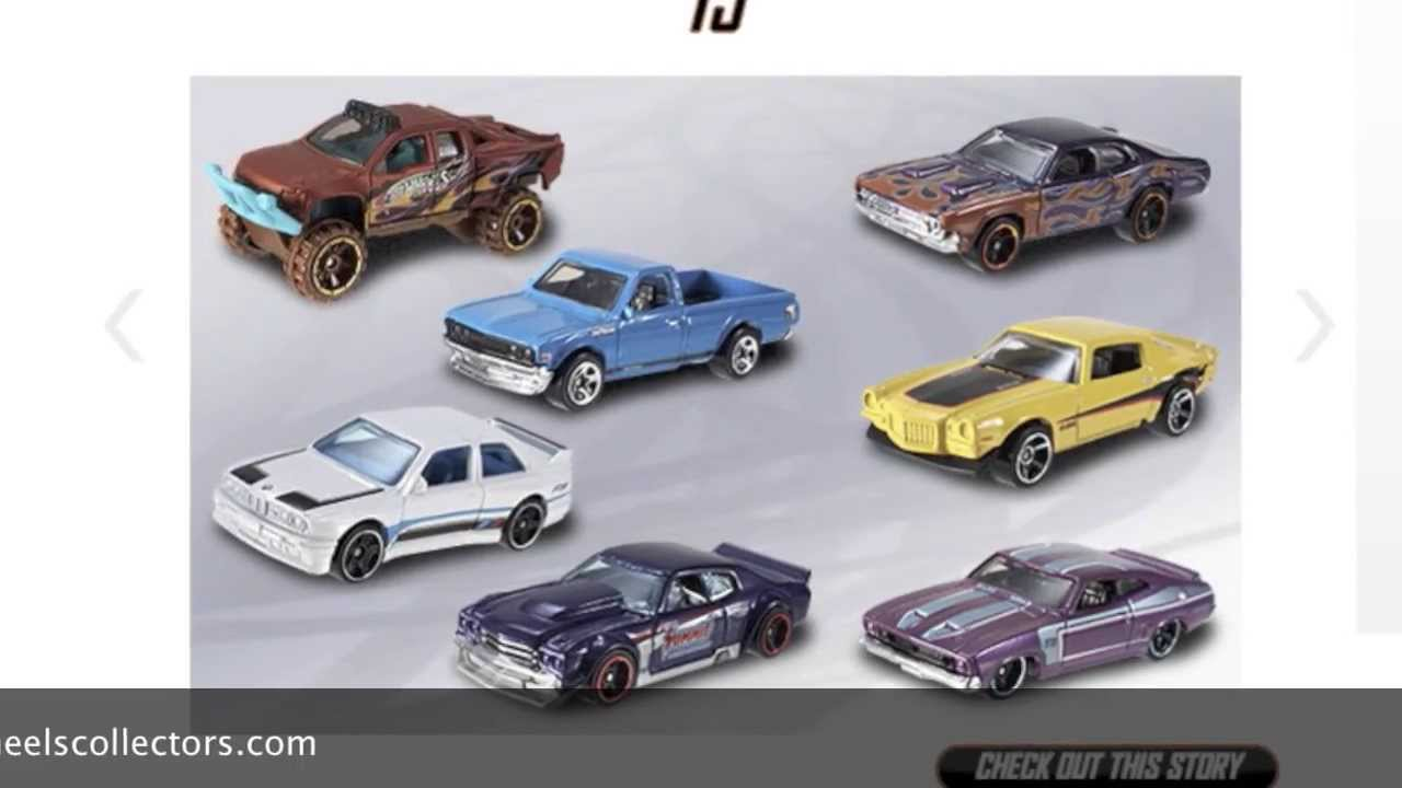 Kmart Hot Wheels Collectors Day February 2014 Information - KDAY ...