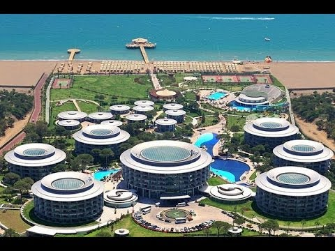 Calista Luxury Resort Hotel*****, Turecko - Travel Channel Slovakia