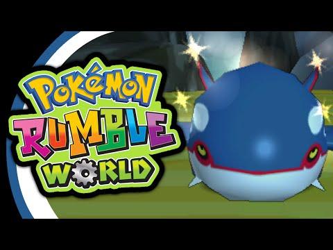Pokemon Rumble World 06 - Sapphire Sea