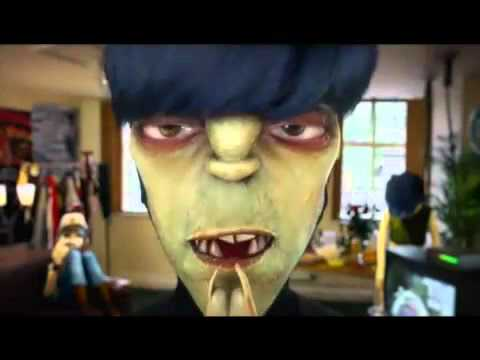 Gorillaz in Dressing Room: All 3 Parts together, Murdoc, 2D and Cyborg Noodle are trapped in a dressing room when actually they are supposed to be on the stage, this drives Murdoc crazy and tries to get the...