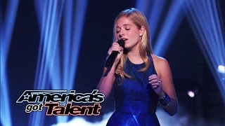 Jackie Evancho: Singer Returns To Perform ʺThink Of Meʺ