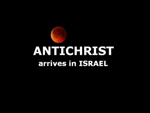 1st BLOOD MOON (April 2014) --- ANTICHRIST arrival in ISRAEL (May 2014) ::. [*News]