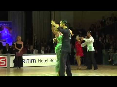 WDC European Championship Professional Latin 2011