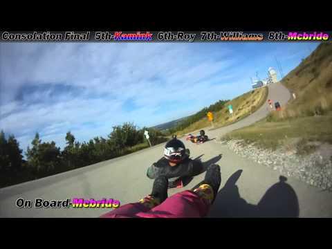 Winsport Canada Cup - Street Luge Race - 2011 - IGSA NorAm #3