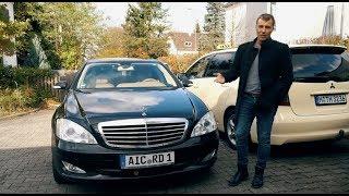 Сломалась коробка на Mercedes Benz W221 S320 /// AUTOTECHNIK WALTER Денис Рем Дестакар