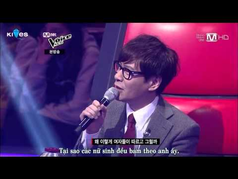 [Vietsub]The Voice Kids Ep 3 HD part 8/10