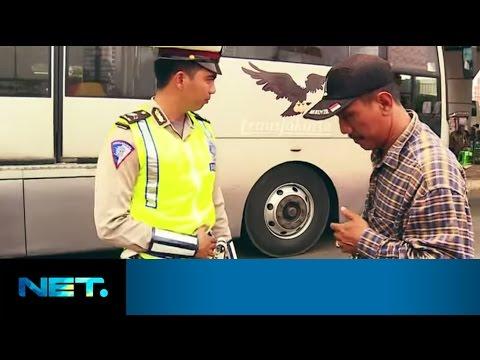 Briptu Rendy R - Penertiban Angkot Di Kampung Melayu | NET 86 | NetMediatama