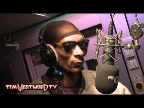 Westwood - Snoop Dogg freestyle 1Xtra