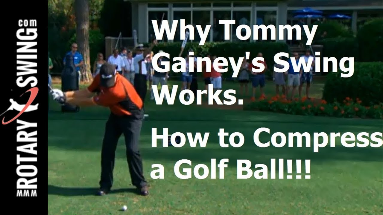 Can anyone explain Tommy Gainey s swing - Tour Talk - The Sand Trap .com