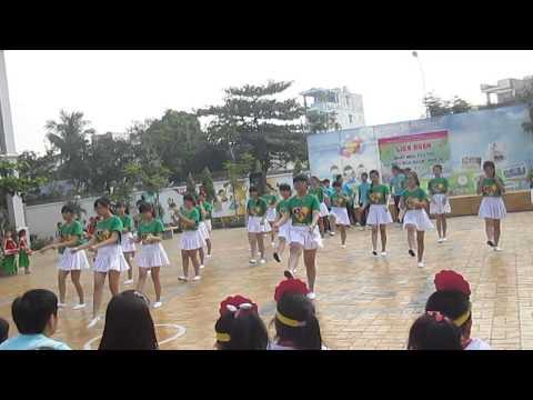 THCS Hoa Lư ~ Flashmob Cuộc Sống Muôn Màu