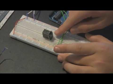ARDUINO TUTORIAL 04: Relays (Control 120V – 12V Devices )