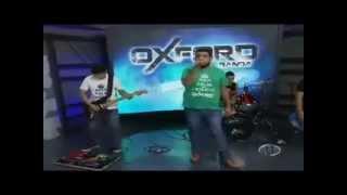 Oxford Banda - Tempo Perdido  (Legião Urbana - Cover) Ao vivo no Magazine tv a critica view on youtube.com tube online.