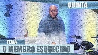 09/08/18 - O membro esquecido - Rodrigo Maciel